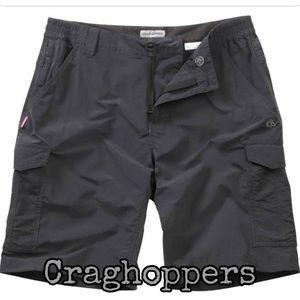 NWT Craghoppers Nosilife Cargo Black Pepper